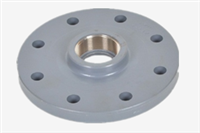 Blank Flange with Copper Threaded